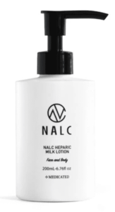 薬用ヘパリン ミルクローション NALC