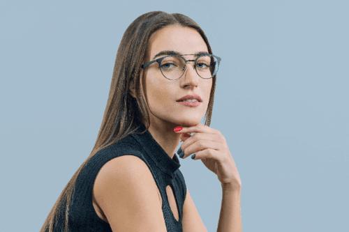 おしゃれ 眼鏡 メガネ