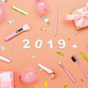 【2019年ベストコスメ】一挙公開‼︎今年はどんなコスメが大賞に⁈