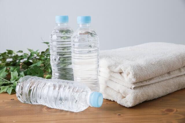 水分補給 お風呂