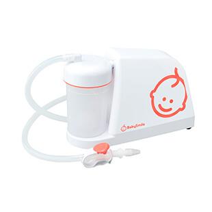 鼻水吸引 自動 吸引機 鼻水 赤ちゃん 中耳炎対策