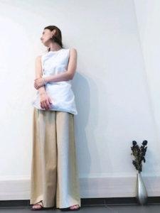 shiiiisukeのサンダル「フラットデザインサンダル」を使ったコーディネート