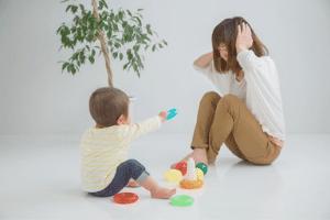 育児のイライラ解消法
