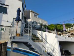 アーセンプレイス 秋谷 海が見えるカフェ