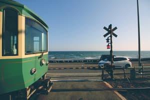 湘南 海が見える カフェ テラス ベビーカーOK