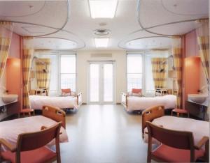お産 入院 病室