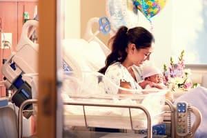 出産 妊婦 退院 メイク 髪型