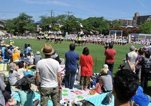 幼稚園 スポーツフェスティバル 父親 格好 画像