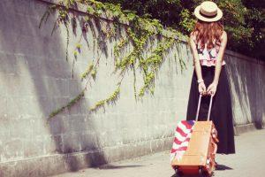 ボリュームスカート 30代 ファッション 画像