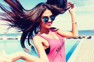 UVスプレー 頭皮