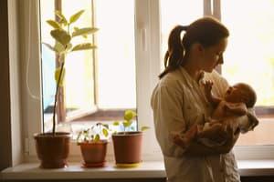 妊娠 出産 ノイローゼ 授乳中 漢方