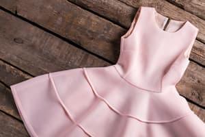 ピンク ドレス コンサバ 夏