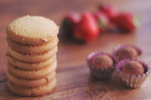 ヘルシースイーツ 低カロリー 食べる量