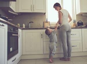 親子 AIスピーカー キッチン できること