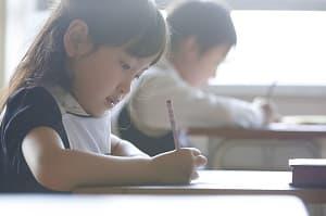 難関校 入学試験 服装 子供