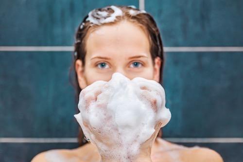 泡シャンプー 泡 美髪 泡立て やり方