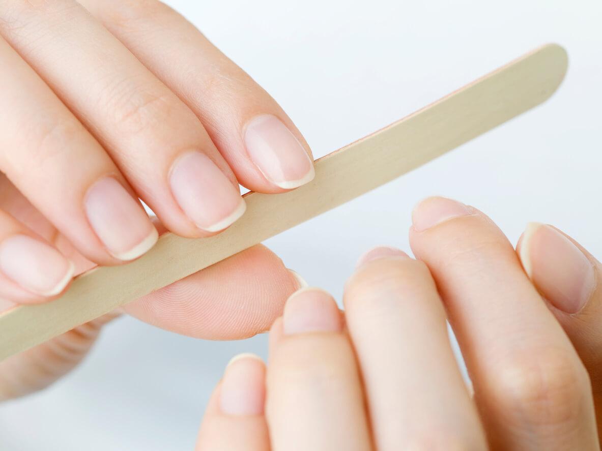 ママネイル セルフ 爪やすり 美爪