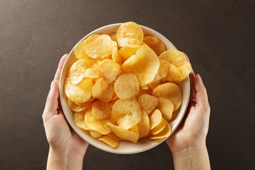 ポテチ 糖質オフ ダイエット カロリーオフ