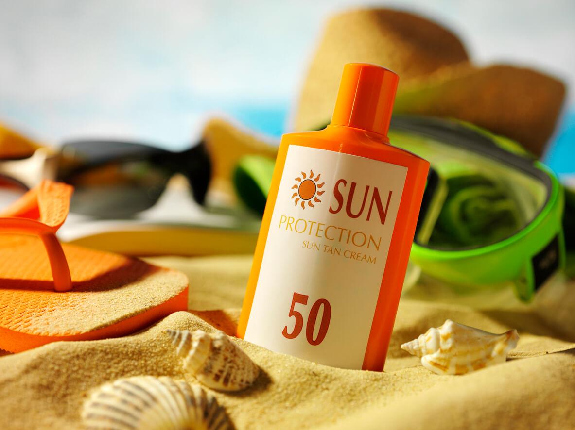 日焼け止め さらさら UVカット SPF べたつかない 日焼け対策 UVケア