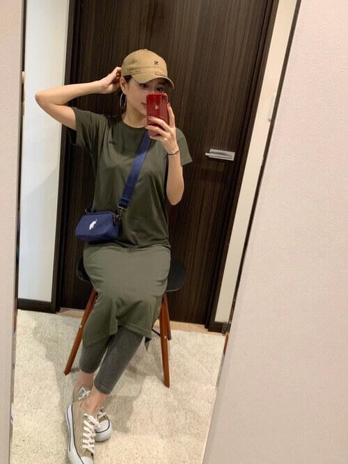 キャンプ 春 秋 コーデ 服装 ファッション 30代