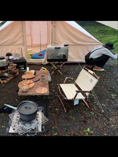 チェア キャンプ ベンチ