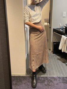 伊波芳杏 よっぴーのスカートを使ったコーディネート