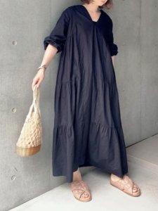 omasu のワンピース/ドレスを使ったコーディネート