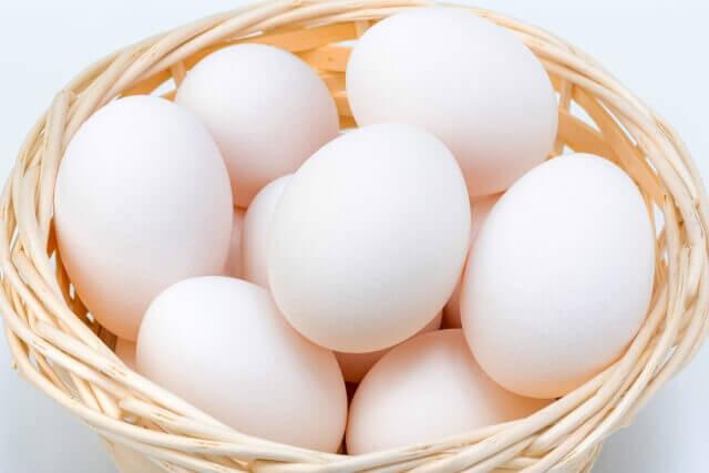 卵 美肌 キレイな肌 もち肌 食