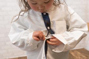 幼稚園 入園準備 洋服や靴の着脱をできるようにしておく