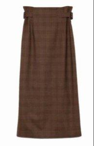 FRAY .I.Dのバックスリットタイトスカート