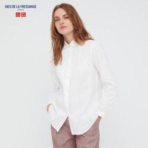 40代 白シャツ コーデ ユニクロ