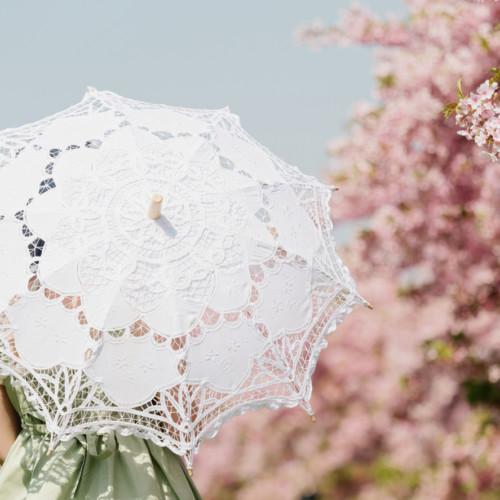 日傘 完全遮光 折りたたみ 紫外線 UVカット 傘 UV100 遮熱 ママ 30代 40代