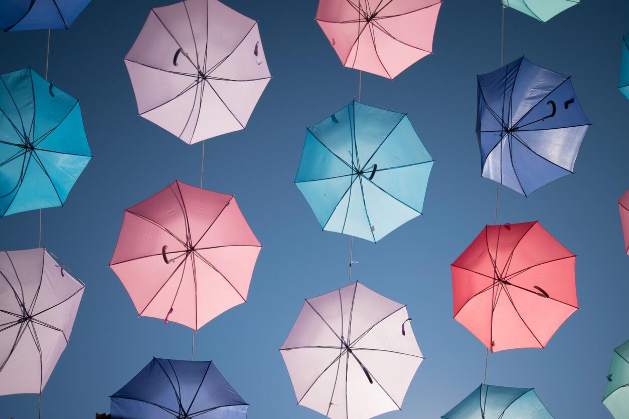 日傘 完全遮光 折りたたみ 紫外線 UVカット 傘 UV100 遮熱