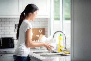 皿洗い 保湿 手荒れ 40代
