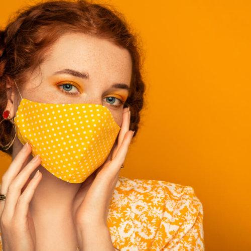 マスク 日焼け 紫外線対策 夏