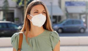 マスク焼けには要注意