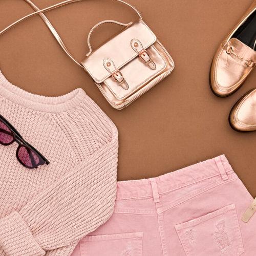 ファッションレディーの服セット